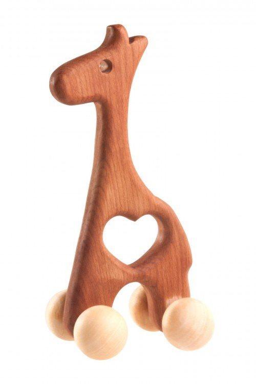Какие игрушки из дерева мы делаем?