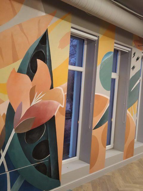 роспись стен в зеленоградске по выгодной цене. Также калининград и другие города